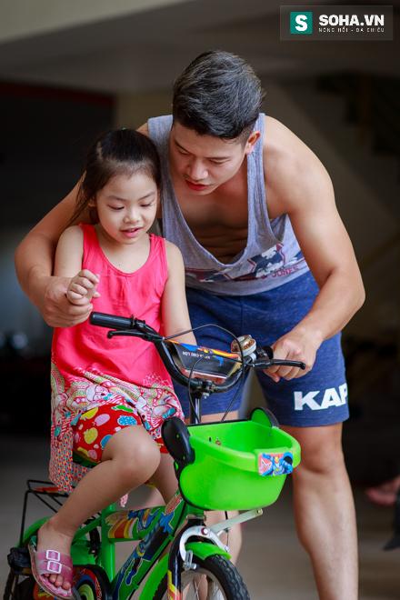 Cuộc sống chưa từng biết của NSƯT Ballet trẻ nhất Việt Nam - Ảnh 6.