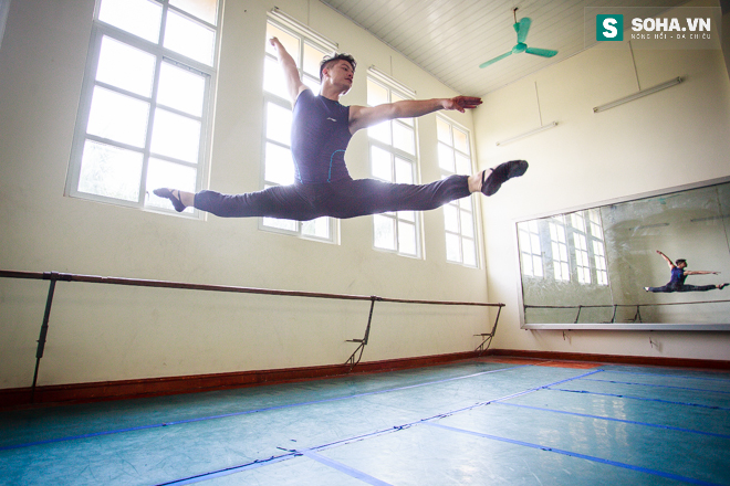 Cuộc sống chưa từng biết của NSƯT Ballet trẻ nhất Việt Nam - Ảnh 17.