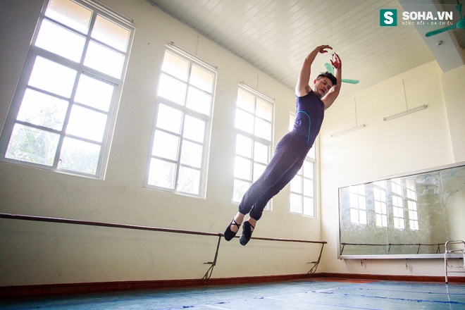 Cuộc sống chưa từng biết của NSƯT Ballet trẻ nhất Việt Nam - Ảnh 18.