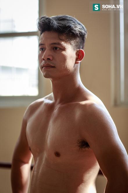Cuộc sống chưa từng biết của NSƯT Ballet trẻ nhất Việt Nam - Ảnh 22.