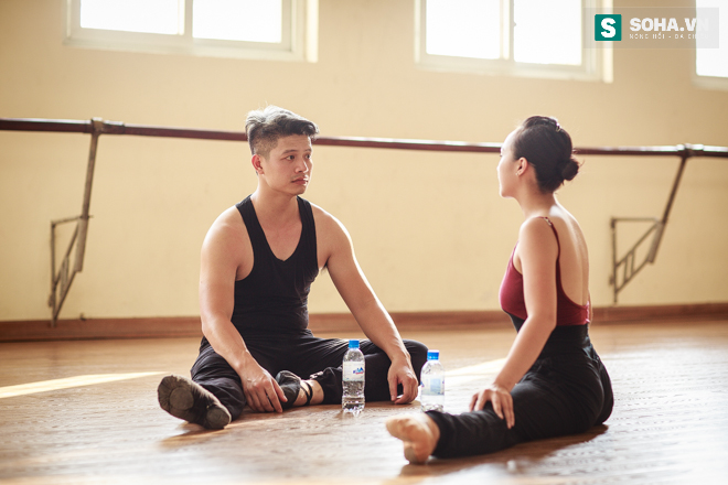 Cuộc sống chưa từng biết của NSƯT Ballet trẻ nhất Việt Nam - Ảnh 28.