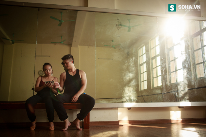 Cuộc sống chưa từng biết của NSƯT Ballet trẻ nhất Việt Nam - Ảnh 31.