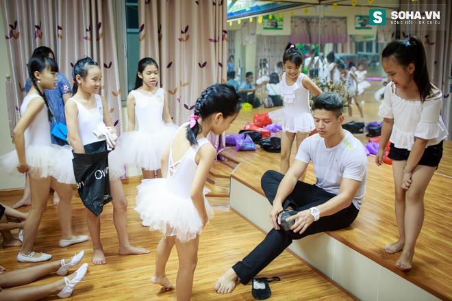Cuộc sống chưa từng biết của NSƯT Ballet trẻ nhất Việt Nam - Ảnh 37.