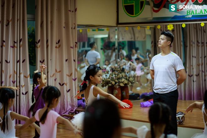 Cuộc sống chưa từng biết của NSƯT Ballet trẻ nhất Việt Nam - Ảnh 39.