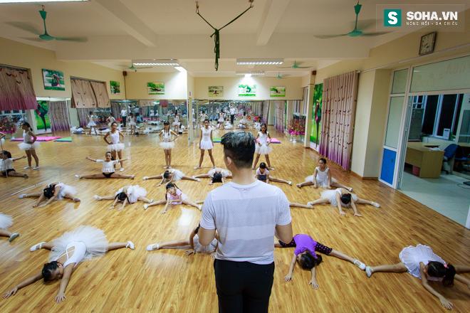 Cuộc sống chưa từng biết của NSƯT Ballet trẻ nhất Việt Nam - Ảnh 40.