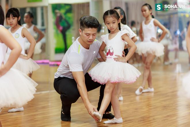 Cuộc sống chưa từng biết của NSƯT Ballet trẻ nhất Việt Nam - Ảnh 41.