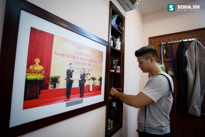 Cuộc sống chưa từng biết của NSƯT Ballet trẻ nhất Việt Nam - Ảnh 45.
