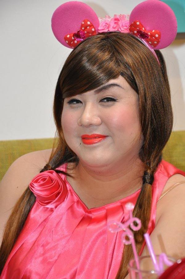 Nhan sắc thời đi diễn vai phụ của bạn gái Hoài Lâm - Ảnh 5.