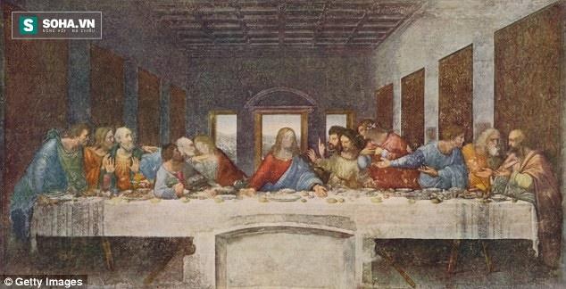 Phát hiện thông điệp ngầm trong bức họa 500 tuổi của Da Vinci - Ảnh 1.