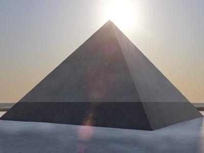 Bất ngờ với phát hiện kim tự tháp bị nổ mất chóp  ở Ai Cập - Ảnh 3.