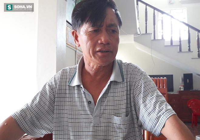 Chủ tịch xã bị tố đánh trưởng thôn tại trụ sở ủy ban - Ảnh 1.