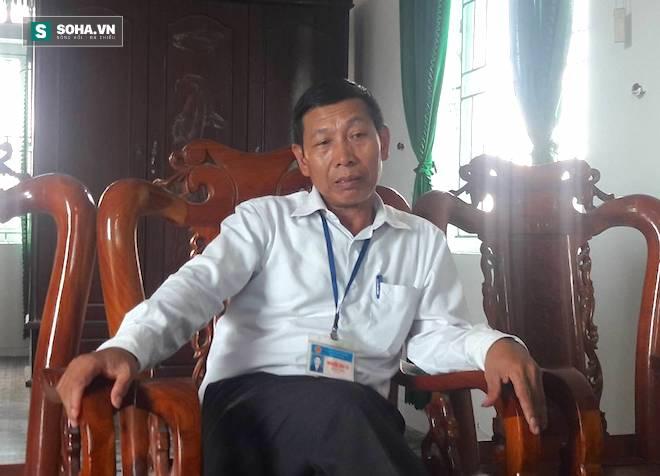 Chủ tịch xã bị tố đánh trưởng thôn tại trụ sở ủy ban - Ảnh 4.