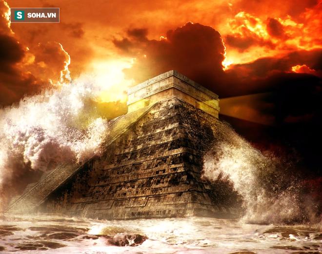 Phát hiện kim tự tháp ngầm bên trong một kim tự tháp khổng lồ của người Maya - Ảnh 3.