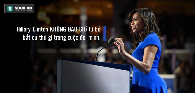 Toàn văn phát biểu của bà Obama tại đại hội đảng Dân chủ - Ảnh 6.