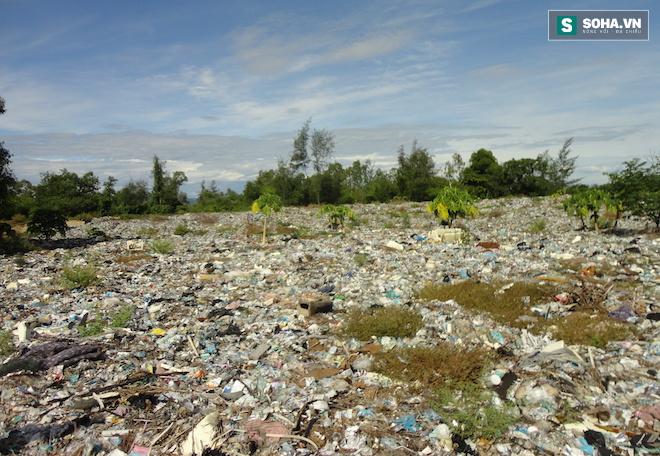 [NÓNG] Phát hiện Formosa từng đổ rác thải ở Thiên Cầm - Ảnh 2.