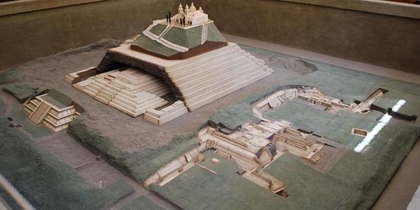 Xin lỗi Giza, đây mới là công trình kim tự tháp lớn nhất thế giới - Ảnh 1.
