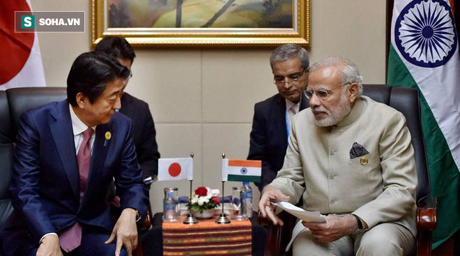 Lúc này, Nhật rất cần Ấn Độ nêu lập trường ở biển Đông - Ảnh 1.