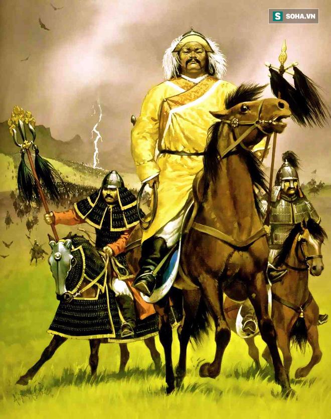 Phong Thần: Sức mạnh bí ẩn khiến đội quân Hốt Tất Liệt thua đau - Ảnh 3.