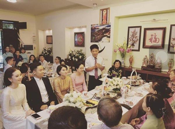 Hình ảnh hiếm hoi về chồng sắp cưới của MC quyến rũ nhất nhì VTV - Ảnh 1.
