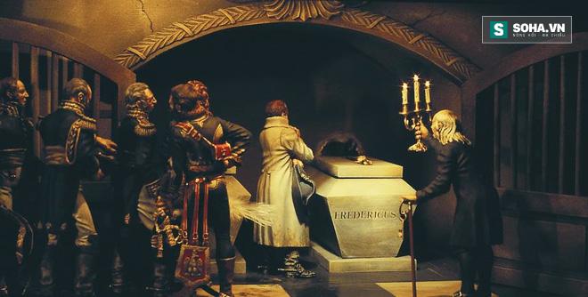 Bí mật đêm kinh hoàng của Napoleon trong kim tự tháp Ai Cập - Ảnh 3.