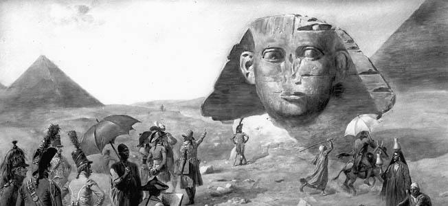 Bí mật đêm kinh hoàng của Napoleon trong kim tự tháp Ai Cập - Ảnh 1.