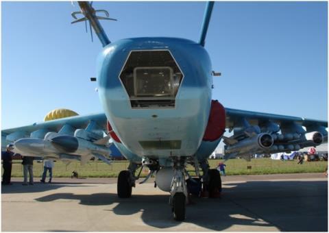 Nga cải tiến Su-39 ăn đứt lợn lòi A-10  - Ảnh 1.
