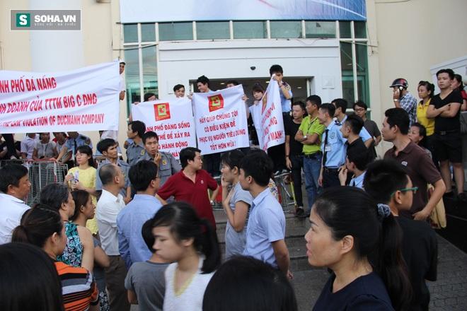 Vụ náo loạn ở Đà Nẵng: Xuất hiện hàng loạt tố cáo siêu thị Big C - Ảnh 2.
