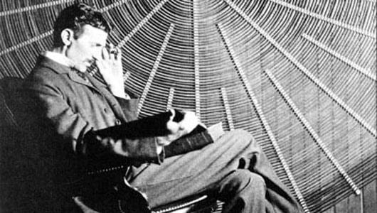 Bộ ảnh độc nhất vô nhị đến giờ mới tiết lộ của về nhà khoa học điên Tesla - Ảnh 8.