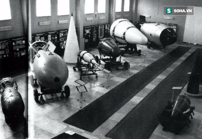 Bí mật chôn giấu suốt 45 năm tại căn cứ ngầm của Liên Xô - Ảnh 3.