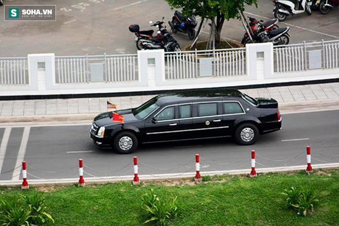 Người dân TP HCM hào hứng chào đón đoàn xe TT Mỹ Obama - Ảnh 9.