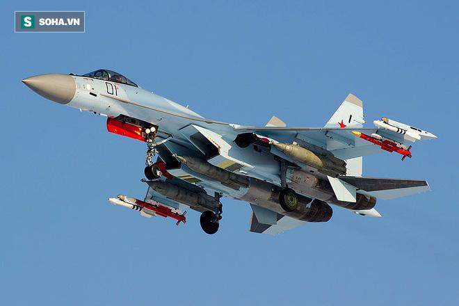 Thật kinh ngạc, chưa nhận Su-35 từ Nga, Trung Quốc đã sắp có bản nhái! - Ảnh 1.