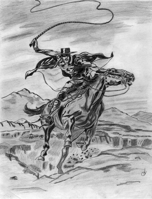Vén màn bí ẩn về thân phận thực sự của người hùng Zorro - Ảnh 3.