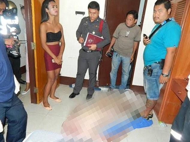 Làm chuyện ấy với cô gái chuyển giới quá hăng, du khách đâm đầu vào tường thiệt mạng trong khách sạn tại Pattaya - Ảnh 1.