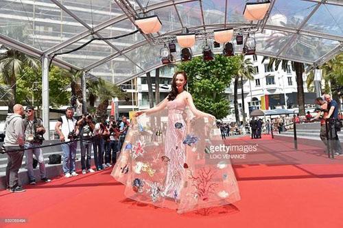 Sự thật bất ngờ về vai trò của Angela Phương Trinh tại Cannes - Ảnh 2.