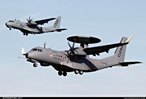 Tín hiệu Việt Nam mua máy bay cảnh báo sớm C-295 AEW&C  - Ảnh 1.