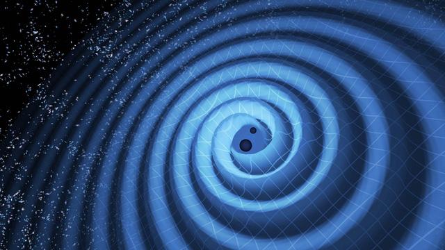Nghe các Giáo sư giải thích về sóng hấp dẫn đơn giản đến mức trẻ con cũng hiểu được - Ảnh 1.