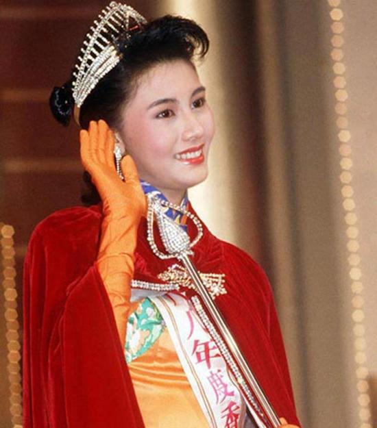 Hoa hậu Hong Kong đẹp nhất lịch sử và hai lần mang tiếng giật chồng - Ảnh 1.