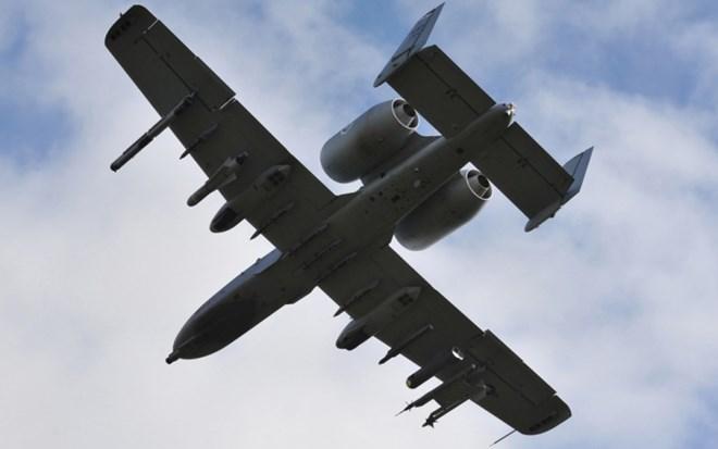 Vì sao Quân đội Mỹ bắt đầu thờ ơ đối với máy bay A-10? - Ảnh 1.