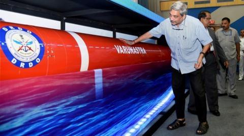 Ấn Độ muốn bán ngư lôi hạng nặng cho Việt Nam - Ảnh 1.