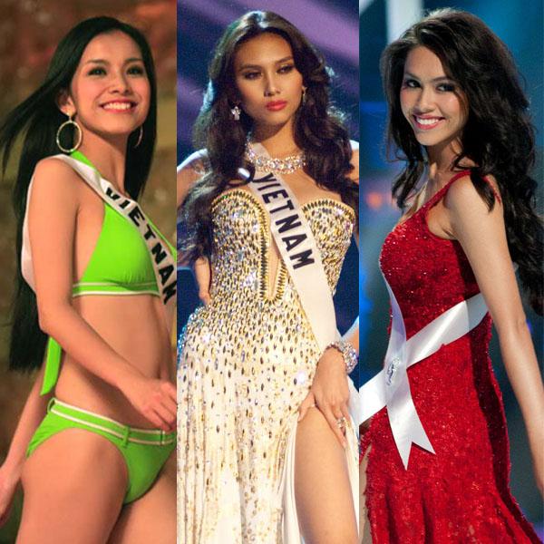 Vì sao người đẹp Việt thường thất bại tại Hoa hậu Hoàn vũ? - Ảnh 1.