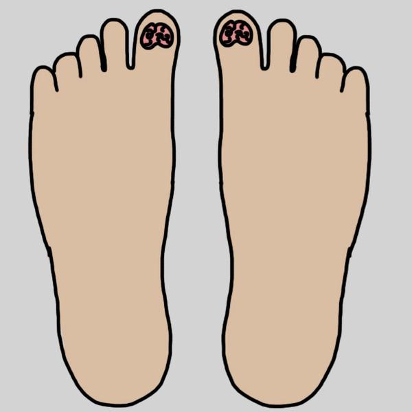 Bấm huyệt ở chân: Cách chữa bệnh vô cùng hay mà ít người biết - Ảnh 1.