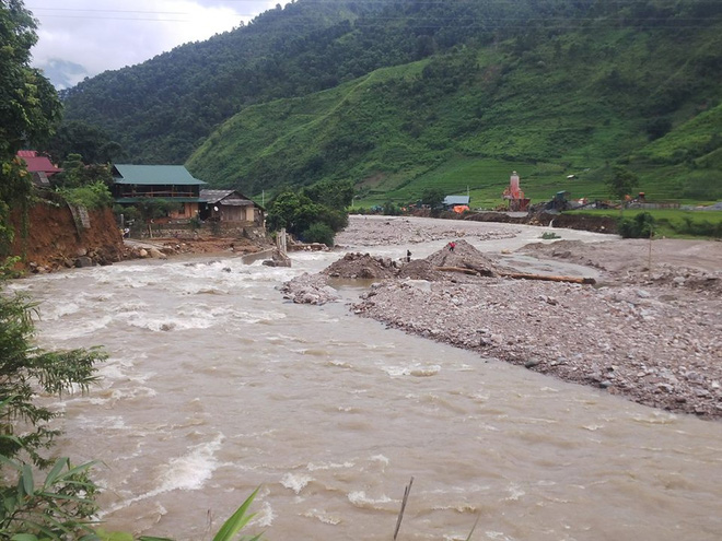 Số người tử vong sau mưa lũ ở Lào Cai không giống như báo cáo - Ảnh 1.