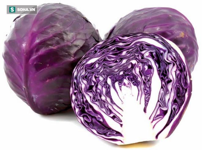 Món ăn màu tím: Siêu thực phẩm khiến cơ thể trẻ mãi không già - Ảnh 3.