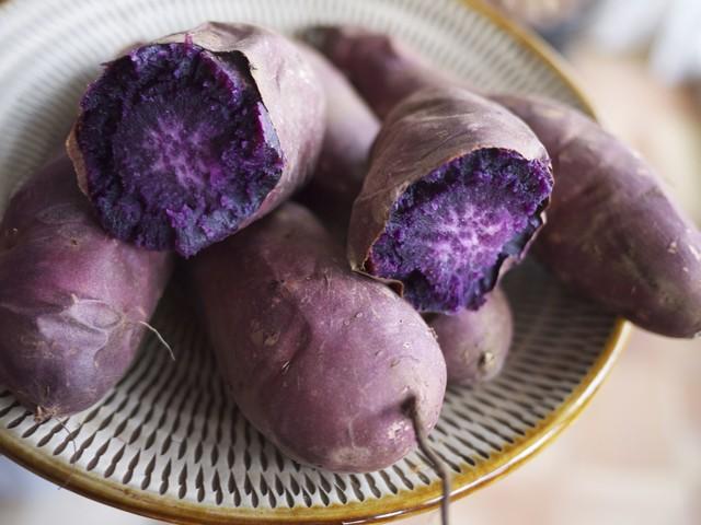Món ăn màu tím: Siêu thực phẩm khiến cơ thể trẻ mãi không già - Ảnh 2.