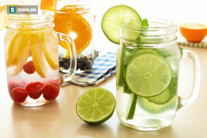 Suýt chết chỉ vì uống nước soda để giảm cân, chữa đau dạ dày - Ảnh 2.