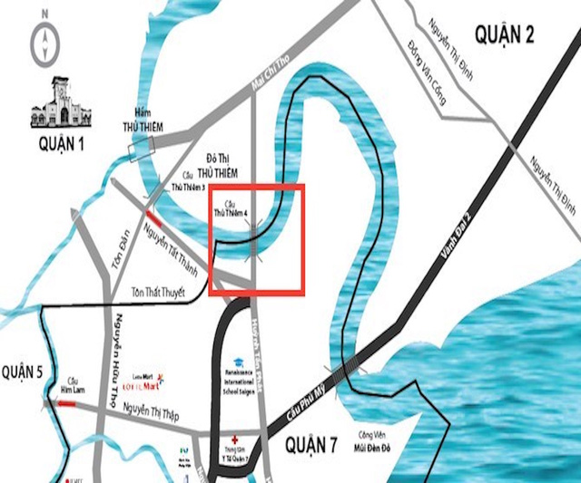 Đại gia chi tiền xây cầu Thủ Thiêm 4 sở hữu nhiều dự án khủng - Ảnh 1.