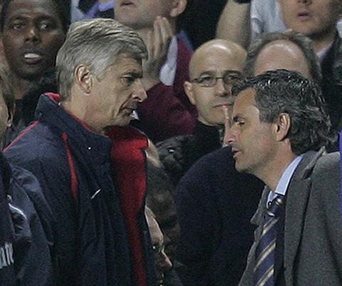 Jose Mourinho: 'Một ngày nào đó, tôi sẽ tìm Wenger và đập VỠ MẶT ông ta' - Ảnh 1.