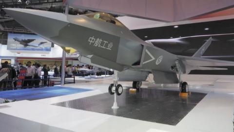 FC-31 Trung Quốc sẽ thảm bại nếu đấu với F-35  - Ảnh 1.