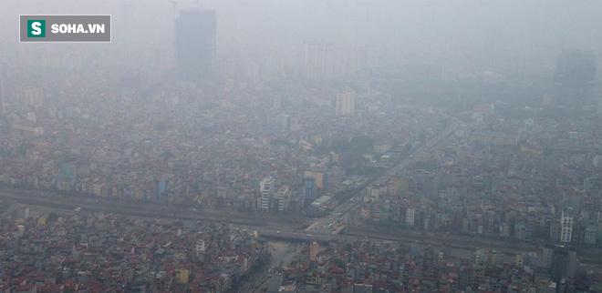 GS.TSKH Phạm Ngọc Đăng nói về không khí ô nhiễm ở Hà Nội - Ảnh 2.