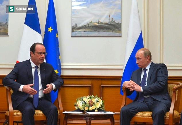 Hủy chuyến thăm Pháp, Putin khiến Mỹ-Trung đều mừng? - Ảnh 1.